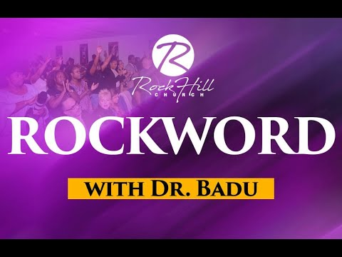 JESUS THE MIRACLE WORKER by Dr. Sonnie Badu (RockHill Church)