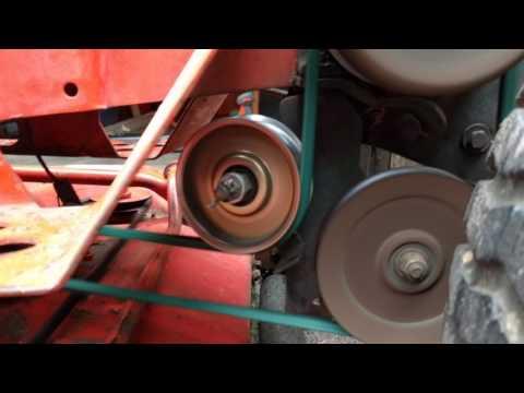 "Simplicity Sovereign 7016H mowing deck 48"" PTO drive belt"