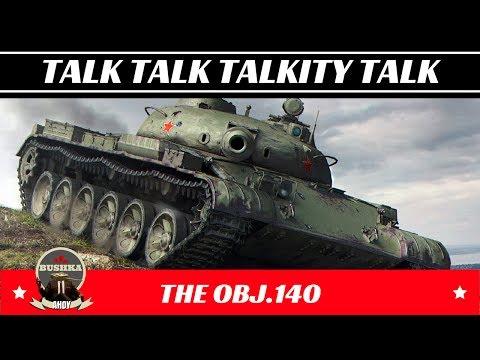 Obj 140 Stream of Conciousness World of Tanks Blitz