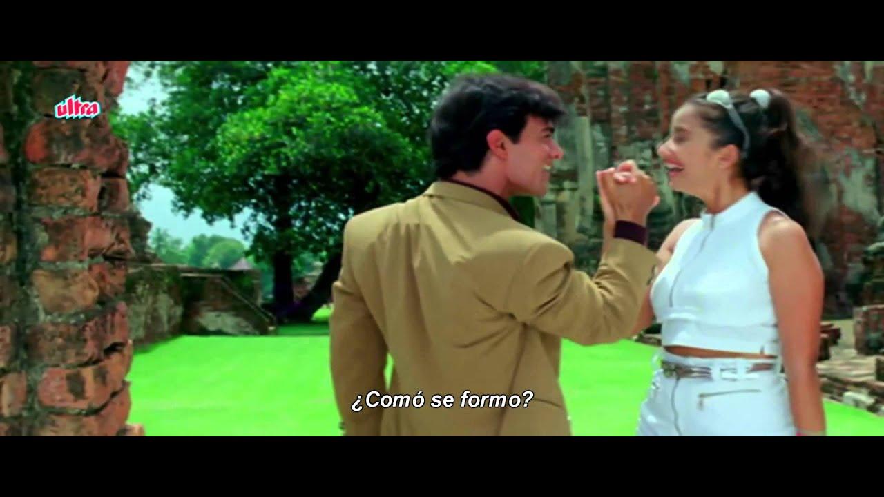 Download Mera Mann - Mann (sub español) FULL HD  Aamir Khan y Manisha Koirala