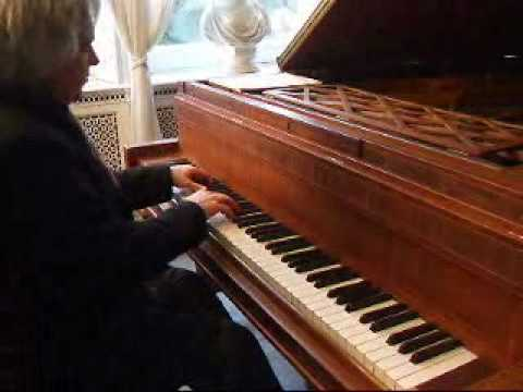 italian pianist interview and performance Chopin Funeral March