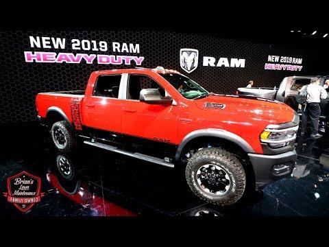 2019 Dodge RAM Power Wagon! w/ Big Truck Big RV Commentary! Truck Talk Tuesday!