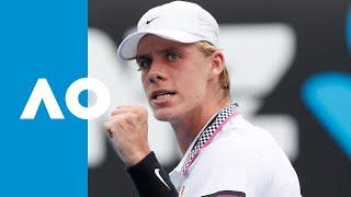 Taro Daniel v Denis Shapovalov match highlights (2R) | AUstralian Open 2019
