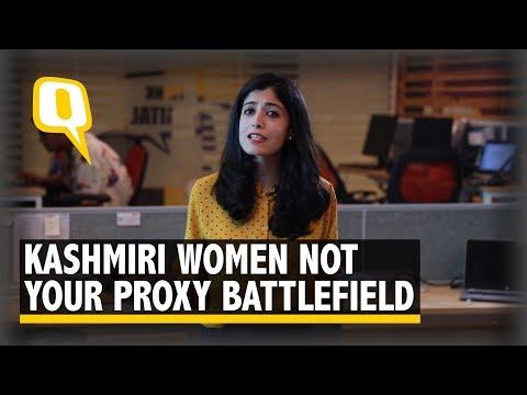 No, Nixing Article 370 Hasn't Made Kashmiri Women Suddenly Want You | The Quint