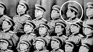"""Download """"Forward, on the Way!"""" (or """"Soldiers On the Road!"""") - The Alexandrov Red Army Choir (1965), Mp3 and Videos"""