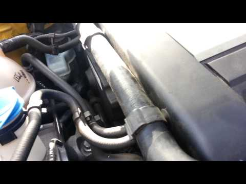 2.0 TFSI CUPRA - ENGINE TICK/RATTLE