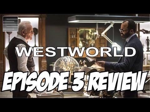 "Westworld Episode 3 Review - Season 1 ""The Stray"""