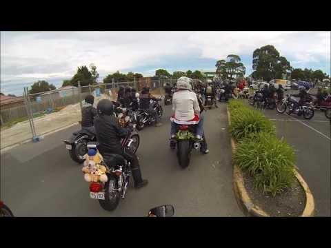2013 Melbourne Toy Run Gopro
