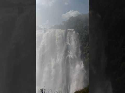 Victoria water fall Zambia And Zimbabwe