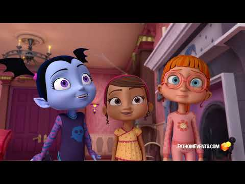 Disney Junior at the Movies: HalloVeen Party! - Scream Girls Clip