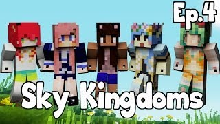 WE HAVE COWS | Sky Kingdoms | Episode 4 ft The Pixel Pact