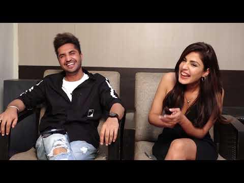 Jassie Gill & Rhea Chakraborty Talk About Their Music Video 'Surma Kaala'