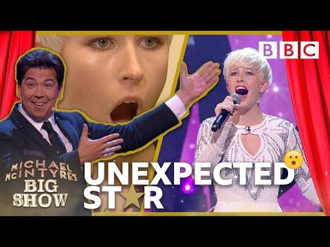 Unexpected Star: Natasha the Hairdresser - Michael McIntyre's Big Show: Episode 1 - BBC One