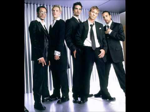 Backstreet Boys-Incomplete (girl version)