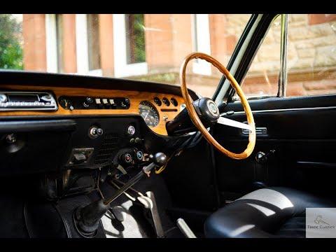 Interior Review - 1969 Lancia Fulvia Rallye