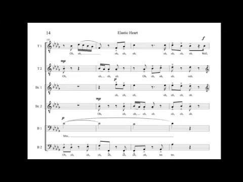 Elastic Heart (a cappella arrangement)