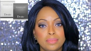 Desio Two Shades of Grey Contact Lens Review