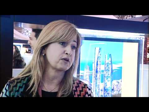 Doris Greif, General Manager, Jumeirah at Etihad Towers, Abu Dhabi @ ATM 2011