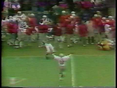 1981: Ohio State v. Michigan (Drive-Thru)