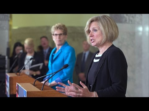 Notley NDP announce success of Canada-Alberta Job Grant (created by PCs and CPC)
