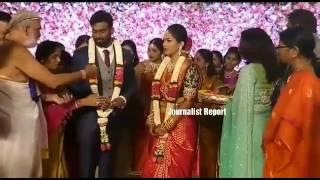 పరిటాల శ్రీరామ్ పెళ్లి నిశ్చితార్థం Parita Sriram Engagement in Hyderabad Exclusive