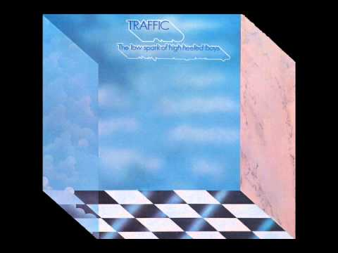 Traffic-The Low Spark of High-heeeled Boys [Full Album] 1971