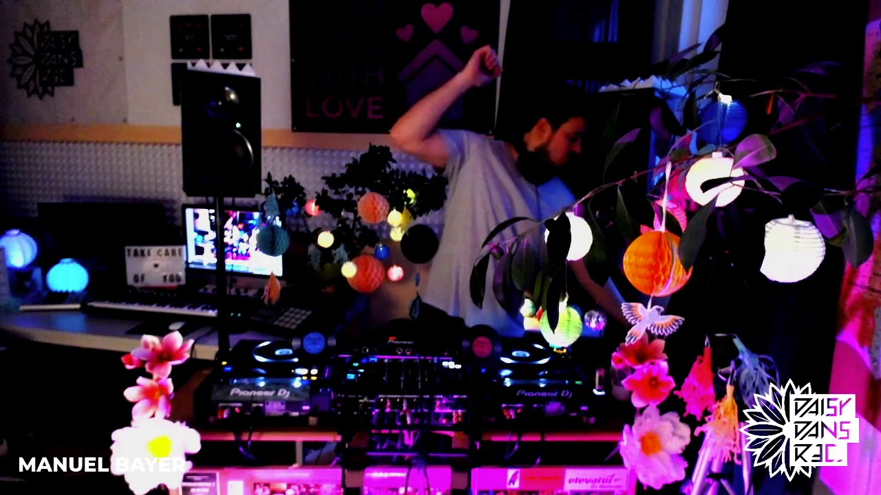 Download From Home With Love   DJ Live Stream with Manuel Bayer   Berlin 03