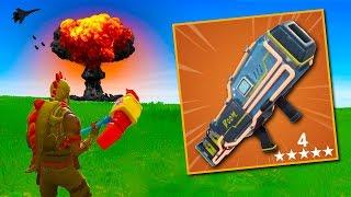 *NEW* AIRSTRIKE GUN & TELEPORT GRENADE Coming!! ( Fortnite Update News )