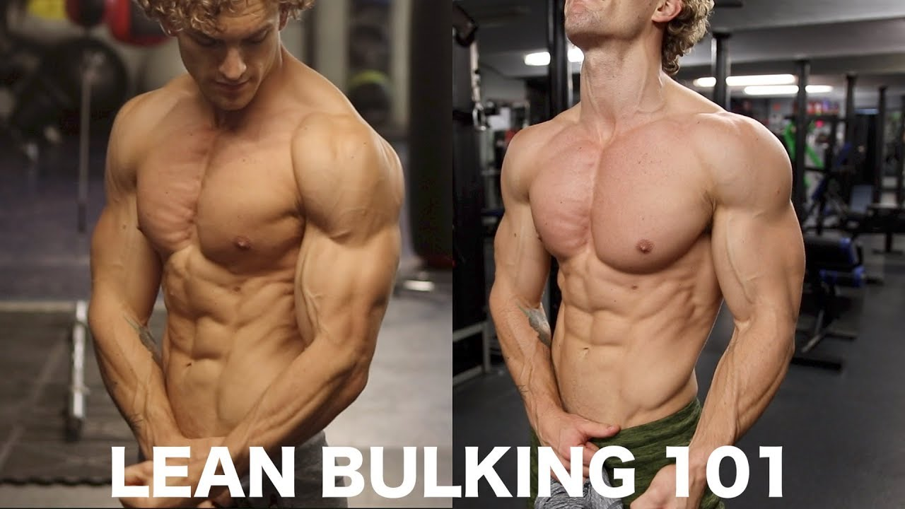 how to structure diet clean bulk