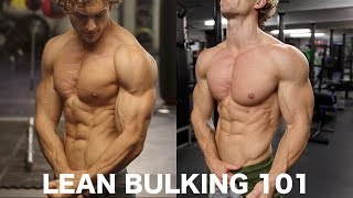 BULKING 101: HOW TΟ GAIN MUSCLE AND STAY LEAN