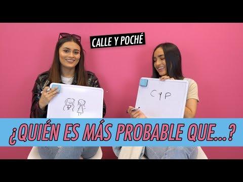 Calle Y Poché  - ¿Quién Es Más Probable Que...?
