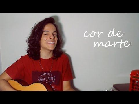 ANTÓRIA - Cor de Marte Gabriel Nandes cover