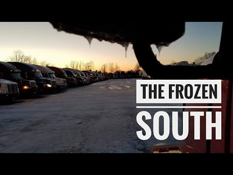 The Frozen South