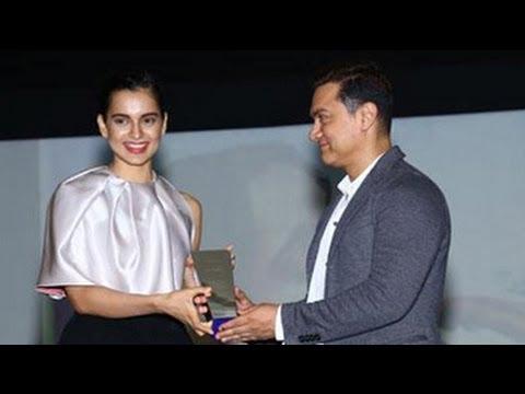 Actor of the Year - Kangana Ranaut