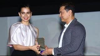 Actor of the Year - Kangana Ranaut