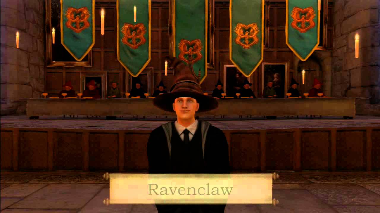 Pottermore Ps Home Ravenclaw Common Room Youtube