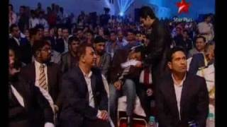 SAHARA AWARDS 2010 WHAT SACHIN WILL SING FOR BOBBY DARLING ?
