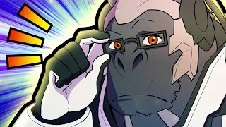 Overwatch | 23 Fast Facts About Winston