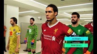 Liverpool vs Torino 2018 | Full Match & All Goals | PES 2018 Gameplay HD