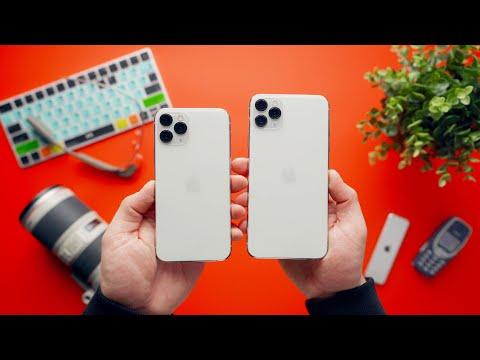 Какой iPhone 11 Pro выбрать в 2020? Распаковка и сравнение!