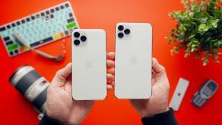 Большая распаковка iPhone 11 Pro: какой взять?