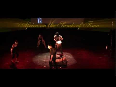 Cabaret ô mille couleurs -- Africa on the Sands of Time [2012]