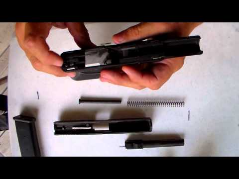 How To Clean Your Glock 17 - Firearms