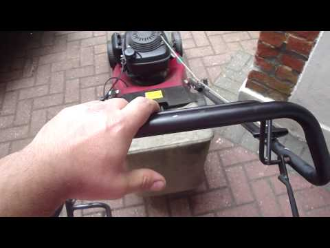 mountfield honda engine self propelled rotary lawnmower