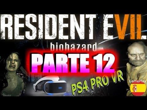 RESIDENT EVIL 7 VR #PARTE 12# [PS4-PRO] BUSCANDO A ETHAN Y EVELINE... EN EL BARCO!