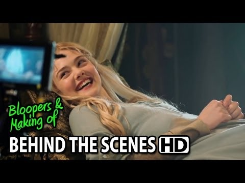 Maleficent 2014 Making of & Behind the s