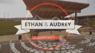 Ethan & Audrey Harsh Wedding Canal Place Cumberland Maryland