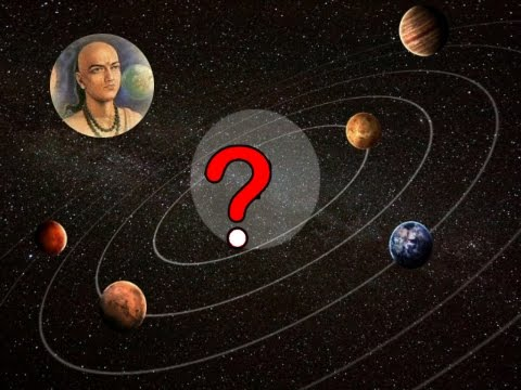 Aryabhatta the Indian genius Mathematician