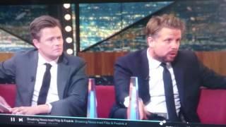 Lars Lerin och Junior hos Filip och Fredrik