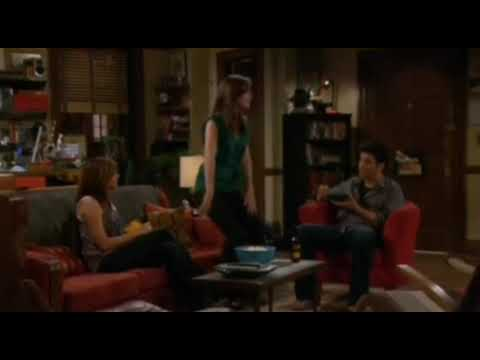 Ted Mosby Bowl Scene / How I Met Your Mother - S5 E3 Robin 101